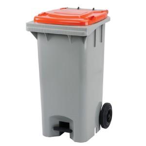 MGB-120L 페달식 음식물쓰레기 수거용기