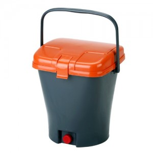 PGB-12 10L 거름망형형 음식물쓰레기 수거용기(10개묶음)